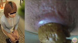 23カメ隠撮 肛門どアップうんこ~イキんだ吐息と膨れあがるアナルの動向~