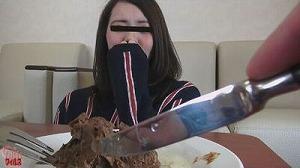 4彼女の食事とそのうんこ3