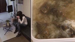 2_4実録・面接に来た女に下剤を飲ませ排泄姿を覗いた上、ウンコを採取してみた。