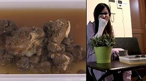 1_4実録・面接に来た女に下剤を飲ませ排泄姿を覗いた上、ウンコを採取してみた。